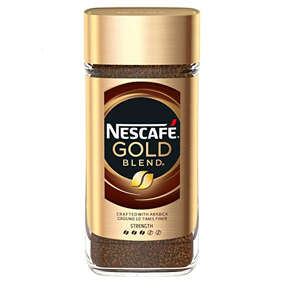 NESCAFE GOLD  ARABIC 200 GM - PCS