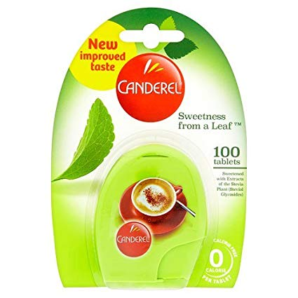 SUGAR FREE TABLETS / CANDEREL / 100 TABS