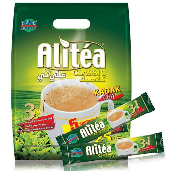 ALI TEA 3 IN 1  20 GM x 13 SACHE