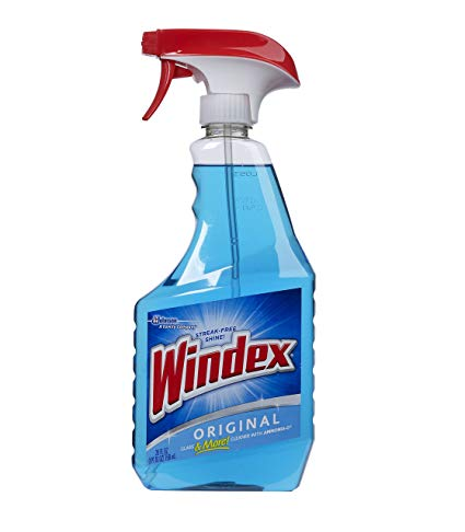 GLASS CLEANER SPRAY WINDEX 750 ML