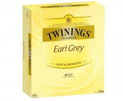 TEA BAG TWINING EARL GREY