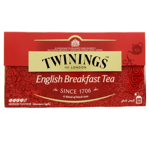 TEA BAG TWINING ENGLIST BREAKFAST