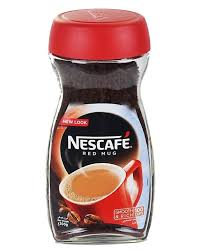 NESCAFE RED MUG 200 GM - PCS