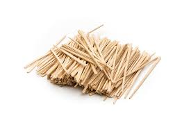 TOOTH PICKS  HOT PACK 1000 PCS - PKT